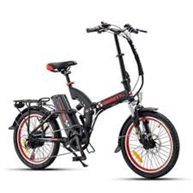 אופניים חשמליים SMART BIKE SHARK עם בולם אחורי