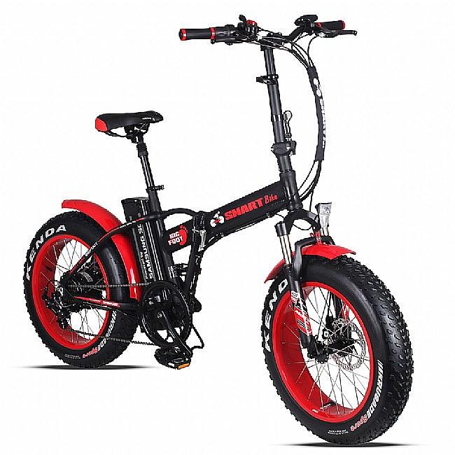 אופניים חשמליים מתקפלים SMART BIKE