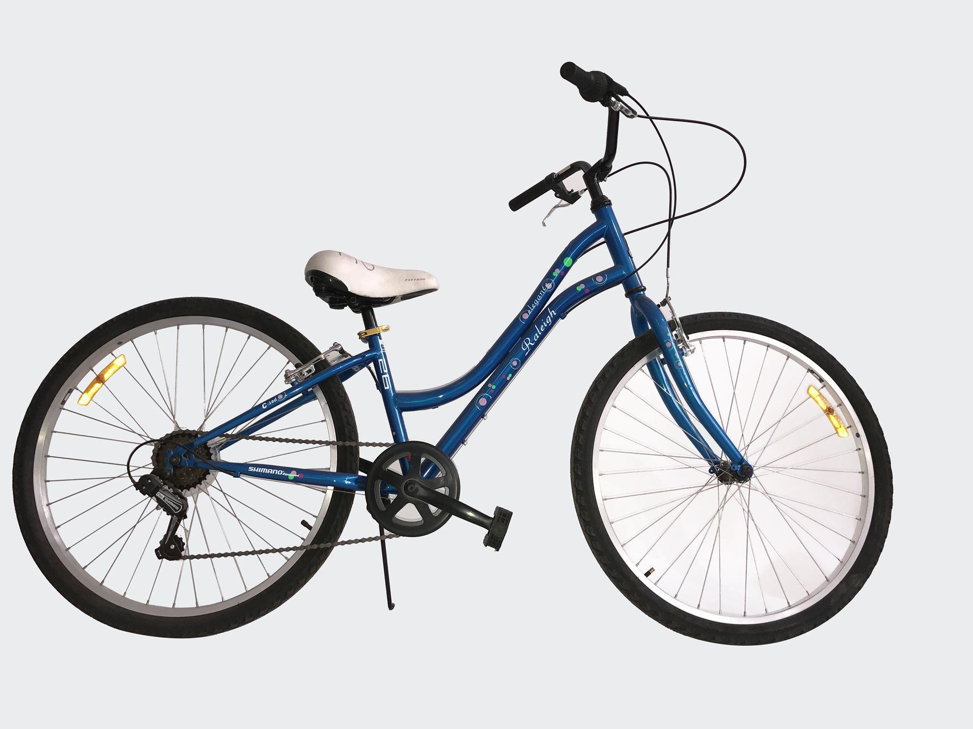 אופני עיר לנשים RALEIGH c100
