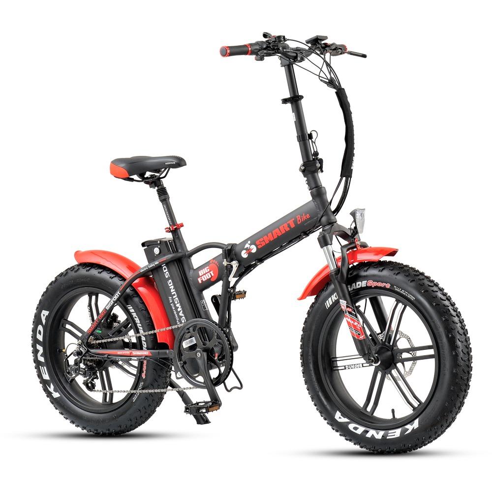 אופניים חשמליים SMART Bigfoot Mag