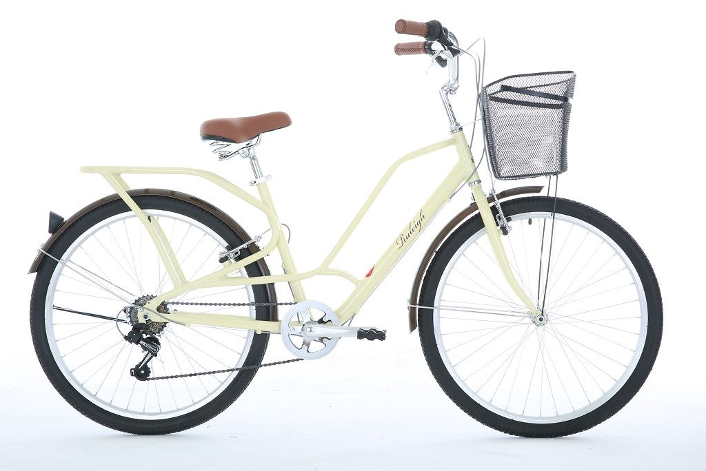 אופני עיר ראלי RALEIGH CHRYSTALL CITY BIKE