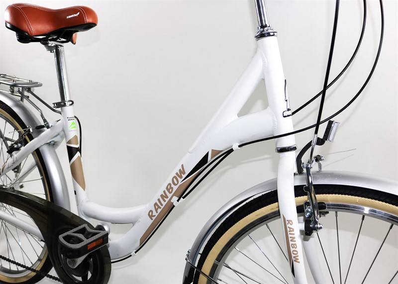 אופני עיר לנשים RAINBOW 1LA