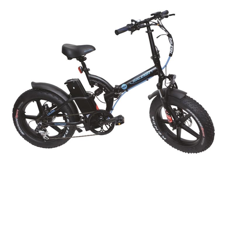 אופניים חשמליים RALEIGH