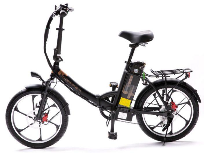 אופניים חשמליים סיטי פרימיום GREEN BIKE