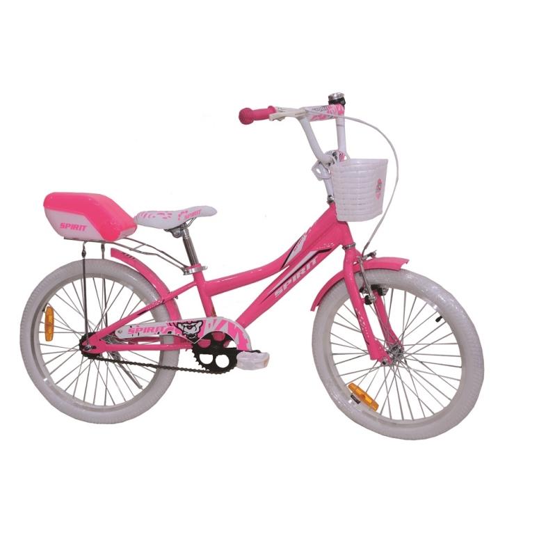 אופניים לבנות PINK SPIRIT