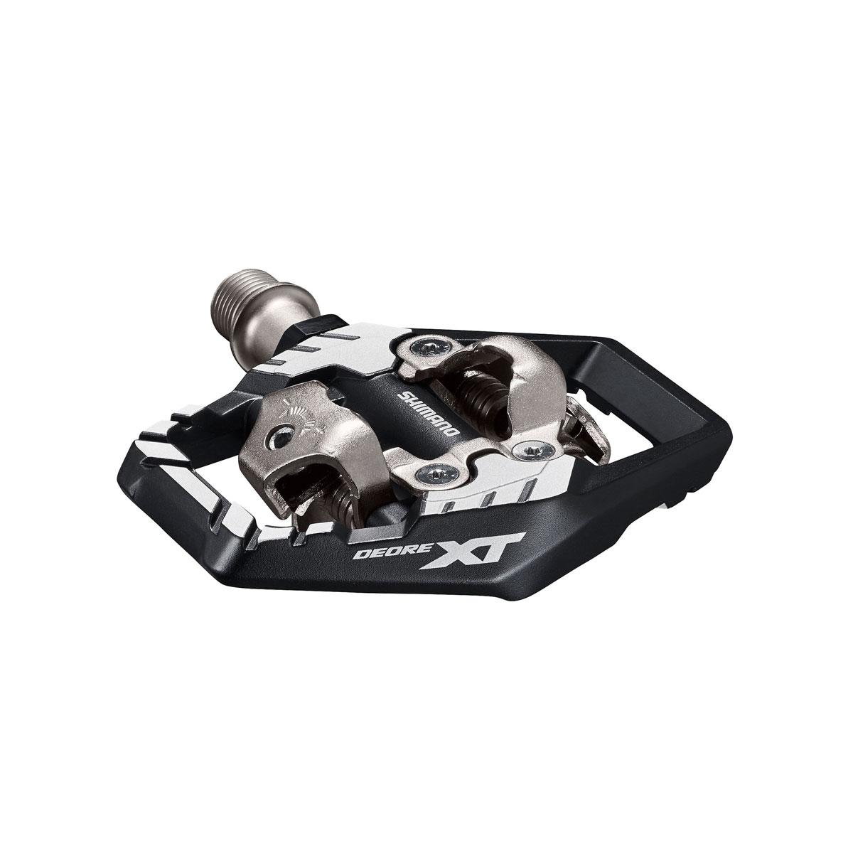 פדלים Shimano (M8120) XT SPD Pedal W/ Cleat SM-SH51