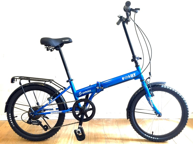 אופניים מתקפלים BECIDAN FOLDY
