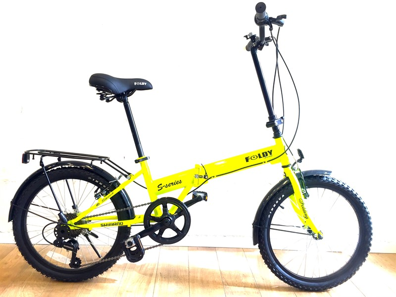 אופניים מתקפלות