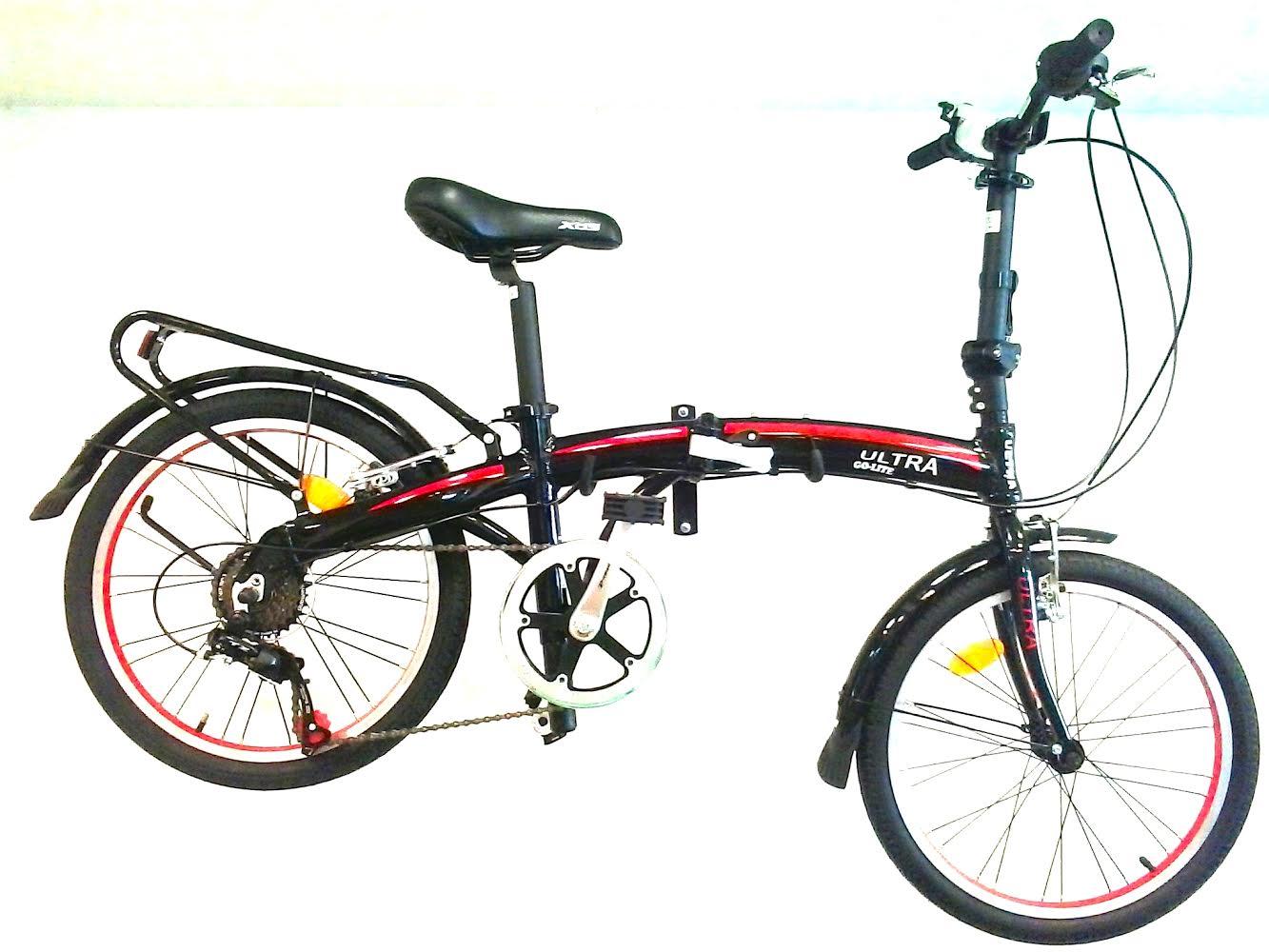 אופניים מתקפלים ULTRA