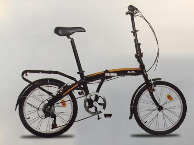 אופניים מתקפלות ULTRA