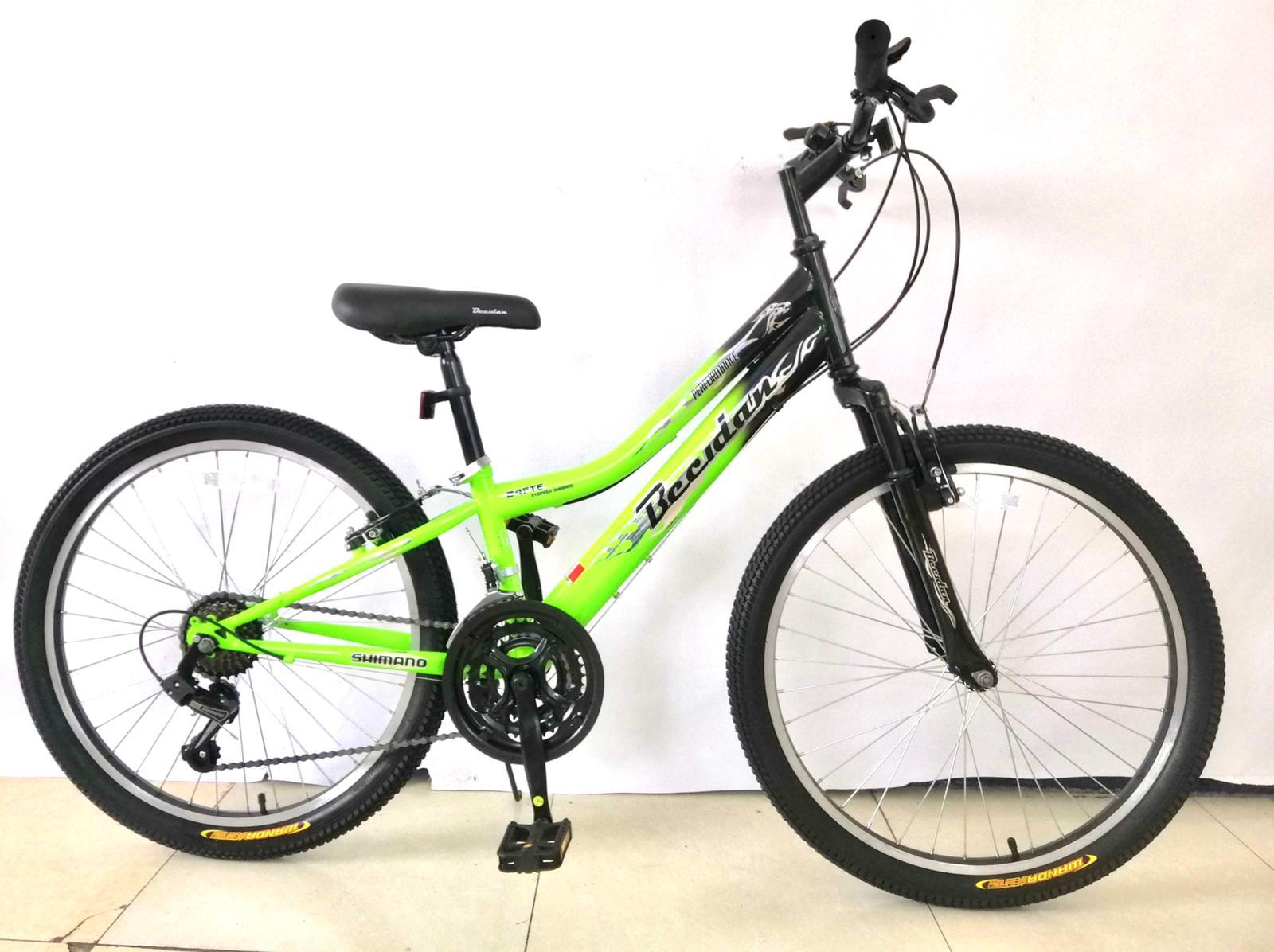 אופניי הרים Becidan 26 FTE PERFORMANCE