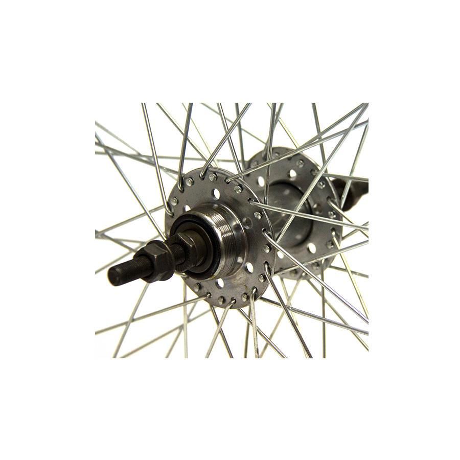 גלגל פריסטייל אלומיניום 20 אחורי 48 שפיצים