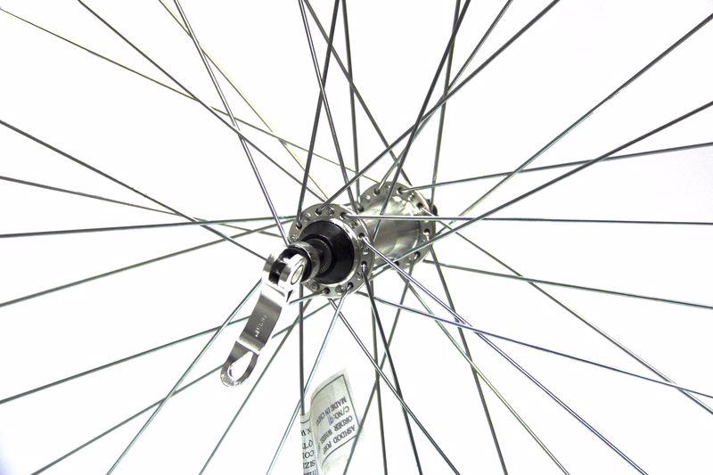גלגל קדמי אלומיניום 700X35 שחרור מהיר