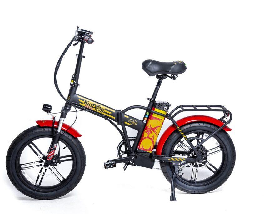 אופניים חשמליים – BIG DOG EXTREME