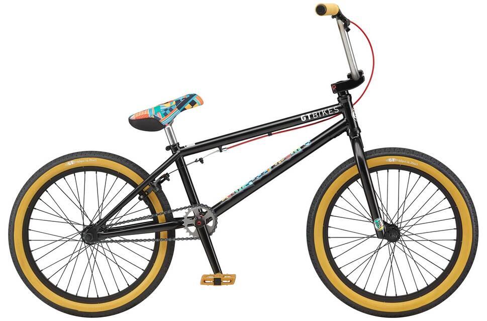 אופני BMX פריסטייל מקצועיים GT PERFORMER 21 2021
