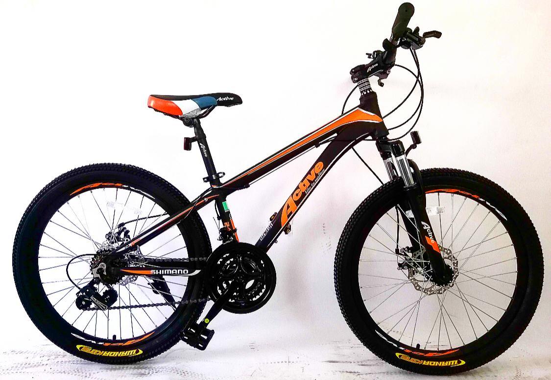 אופני הרים 24 אינץ ACTIVE