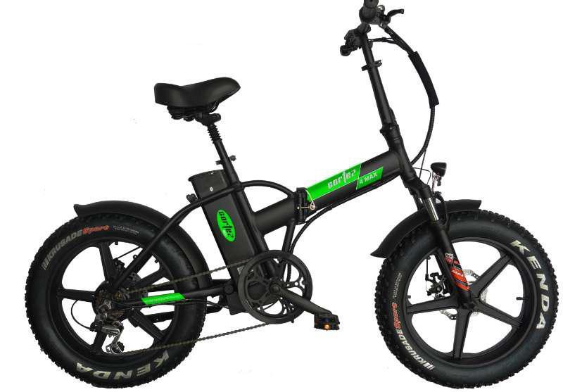 אופני קורטז 48 13 אמפר גלגלי מגנזיום