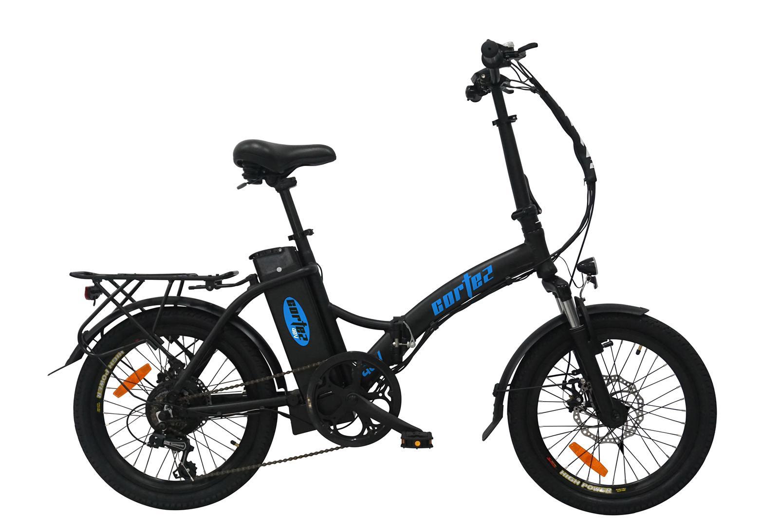 אופניים חשמלים קורזט CORTEZ