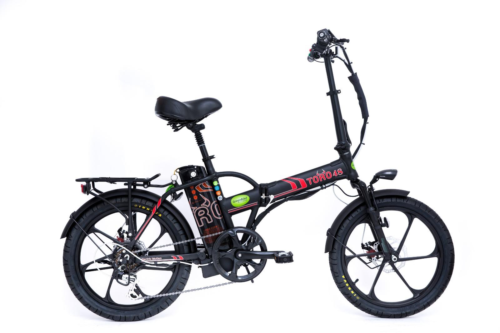 אופניים חשמליים Green Bike Toro 48V
