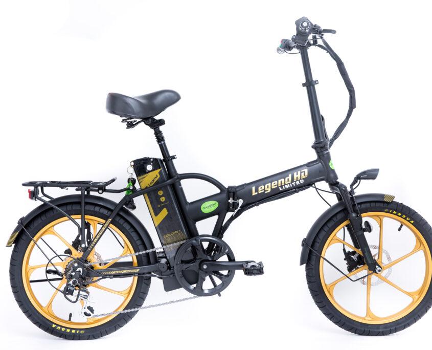 אופניים חשמליים GreenBike Legend HD 48V