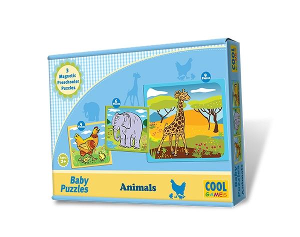 Baby Puzzles – Animals