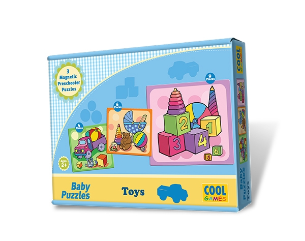 Baby Puzzles – Toys
