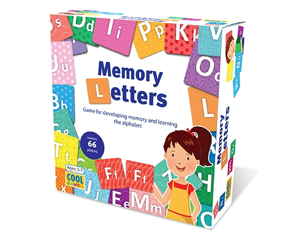 Mémoriser les Lettres