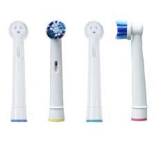 מברשת שיניים Oral-B ראש סנסטיב למברשת שיניים חשמלית * 10 יחידות