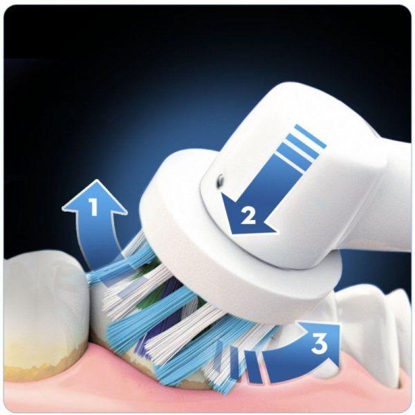 מברשת שיניים חשמלית אורל בי 9000 Oral-B 9000 Bluetooth עודפים !!!
