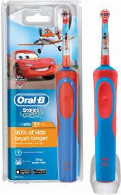 מברשת שיניים חשמלית Oral-B מברשת שיניים חשמלית לילדים