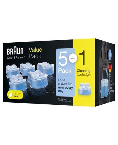 נוזל ניקוי למכונות גילוח braun ccr5+1