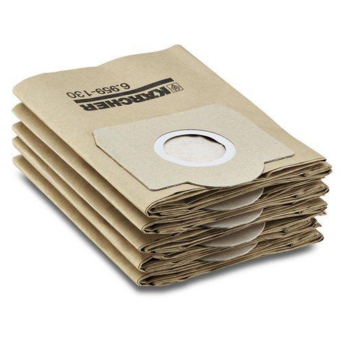 Karcher שקיות אבק מקצועיות לשואב קרצר WD3 פרימיום
