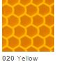שלט אלומיניום סכנה תהום מחזיר אור 50/50 ס''מ B2019