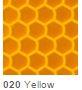 שלט קוטר 50 זהירות מחזיר אור B2012