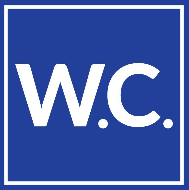 שלט I8818 PVC- W.C. שירותים 20/20 ס