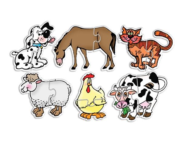 שילובים מגנטיים-חיות חווה