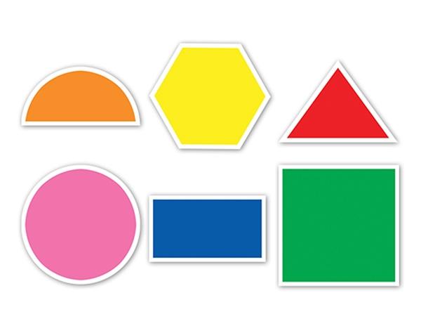 שילובים מגנטיים - צורות וצבעים