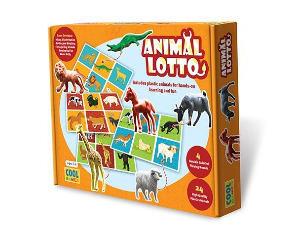 Lotería de Animales