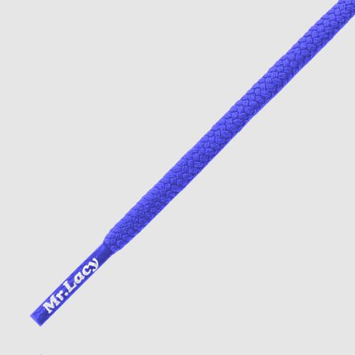 Roundies Royal Blue - שרוכים עגולים כחול רויאל