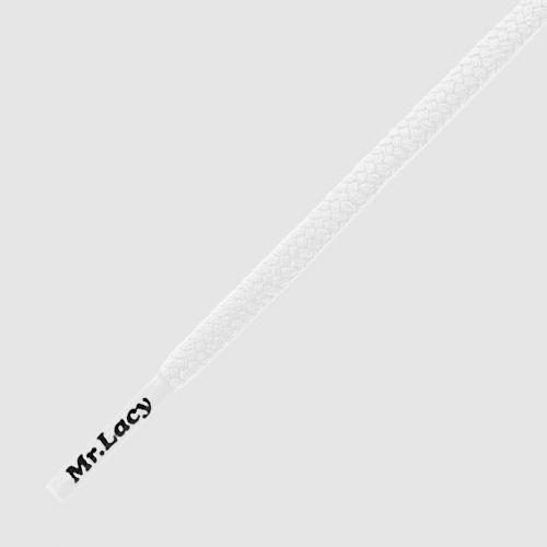 Roundies White 120 - שרוכים עגולים בצבע לבן 120 סמ