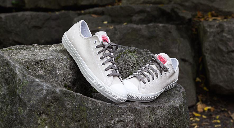 Skinnies Dark Grey- זוג שרוכים צרים בצבע אפור כהה