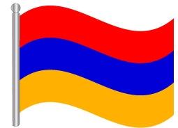 דגל ארמניה - Armenia flag