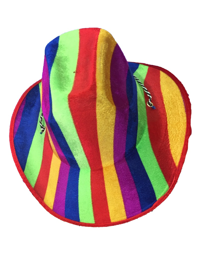 כובע רחב שוליים גאווה