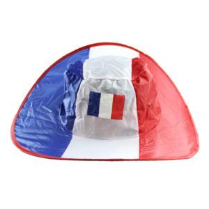 Chapeau de 3 couleurs