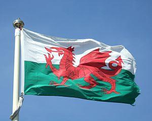 דגל ויילס Wales flags