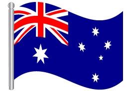 דגל אוסטרליה - Australia flag