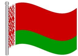 דגל בלארוס - Belarus flag