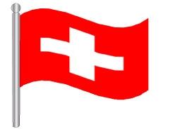 דגל שוויץ - Switzerland flag