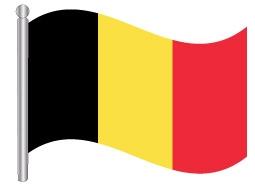 דגל בלגיה - Belgium flag