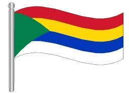 דגל העדה הדרוזית - Druze flag